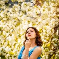 весна :: Ярослава Бакуняева