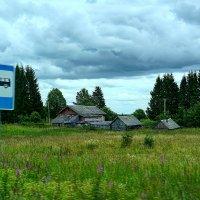 Дом в деревне :: Мария Кружалина