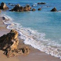 дикий пляж в Бретани :: Георгий А