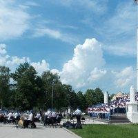 День славянской письменности и культуры в рязанском Кремле :: Galina Solovova