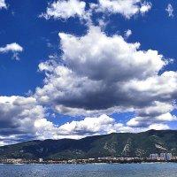 Крабовидные облака :: Валерий Дворников