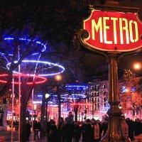станция метро в Париже :: Георгий А