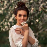 Весна. :: Зинаида Манушкина