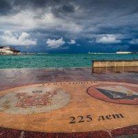 Долгожданный дождь в Севастополе. :: Алексей Латыш