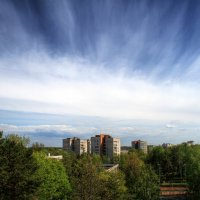 Облака :: Cергей Кочнев