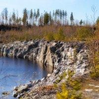 каменный карьер :: Роман Дудкин