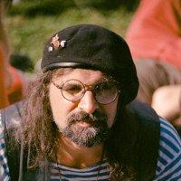 Hippie Day 2019 in Moscow. Street Portrait №14(b) :: Andrew Barkhatov