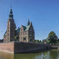 Копенгаген. Замок Розенборг :: Дмитрий .
