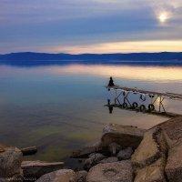 Тишина и спокойствие на Байкале! :: Алексей Белик