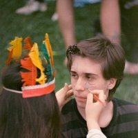 Hippie Day 2019 in Moscow. Street Portrait №25 :: Andrew Barkhatov