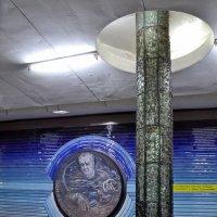 ТАШКЕНТ, метро. :: Виктор Осипчук