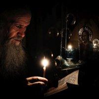 Молитва инока :: Cемен Кивайло