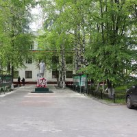 Белый Дом... :: Александр Широнин