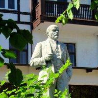 Ленин и Курхаус :: Сергей Карачин
