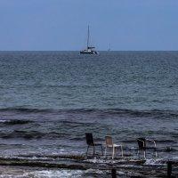 перерыв на рыбалке :: Адик Гольдфарб