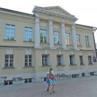 Дом Гусятниковых. Москва,Лаврушинский переулок, 4 строение 1 :: Александр Качалин