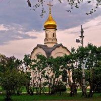 На закате :: Елена Кирьянова