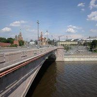 Москворецкий мост. :: Александр Сергеевич