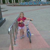 А я люблю,свой велосипедик... :: Георгиевич