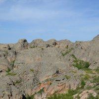 Крепость природы.Горы Коныр. :: Андрей Хлопонин
