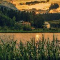 Вечер в альпах :: Alexander Andronik