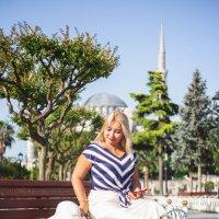 Алсу в Стамбуле :: Ирина Лепнёва