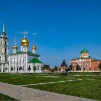 Соборная площадь тульского кремля. :: Олег Кузовлев