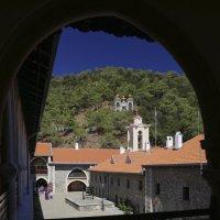 Киккский монастырь :: Светлана Карнаух