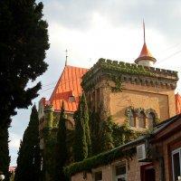 Алушта. Замок княгини Гагариной :: MarinaKiseleva