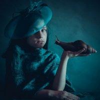"""""""Голубая мечта"""" :: Юлия Ляшенко"""
