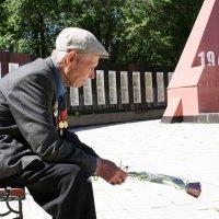 Последний герой. :: Владимир Помазан