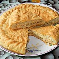 А давно мы пирогом с сёмушкой не баловались! :-) :: Андрей Заломленков