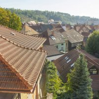 Город Тршебич, Чехия :: leo yagonen