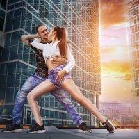 """""""Dance with me"""" :: Фотохудожник Наталья Смирнова"""