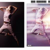 "танец :: PHOTO COMPOSITION "" FOC """