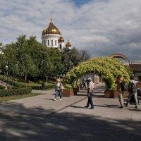 по Москве с Ирэной.шаг за шагом -6 :: Осень