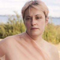 на пляже :: Varvara Barkhvits