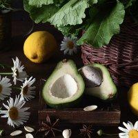 Полезное авокадо! :: Наталья Филипсен