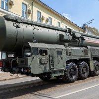 Межконтинентальный баллистический ракетный комплекс РС-24 «Ярс» :: Павел Myth Буканов