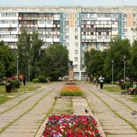 Сквер имени Жукова!!! :: Дмитрий Арсеньев