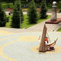 Парк имени Гагарина!!! :: Дмитрий Арсеньев