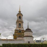 Преподобенская колокольня. :: Maxim Semenov