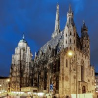 Собор Святого Стефана. Вена. Австрия. :: Олег Кузовлев