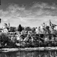 Тригирский Монастырь :: Михаил Сиваев