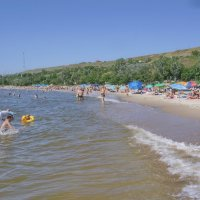 """""""На солнечном пляже в июле..."""" :: Андрей K."""