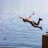 А мне летать охота! :: Василий