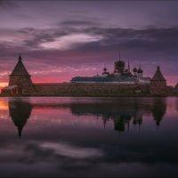 Вечер у Святого озера :: Влад Соколовский
