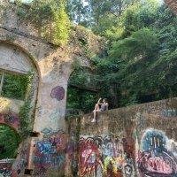Руины и граффити :: Майя Бастрикова