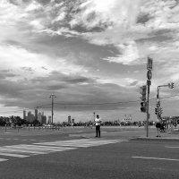 Переход, горизонт, облака ... :: Лариса Корж