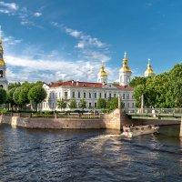 Семимостье, Санкт-Петербург :: Максим Хрусталев